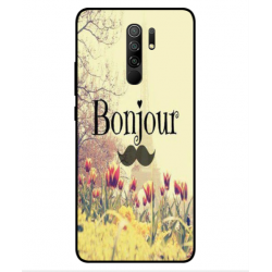 Xiaomi Redmi 9 Hello Paris Cover