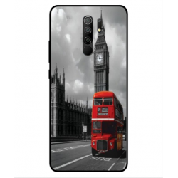 Xiaomi Redmi 9 London Style Cover