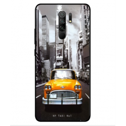 Xiaomi Redmi 9 New York Taxi Cover