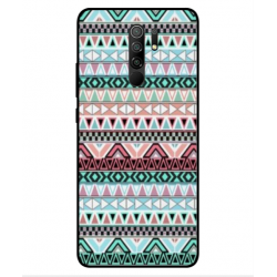 Xiaomi Redmi 9 Mexican Embroidery Cover