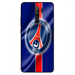 Xiaomi Redmi 9 PSG Football Case