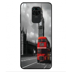 Xiaomi Redmi 10X 4G London Style Cover