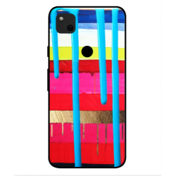 Google Pixel 4a Brushstrokes Cover