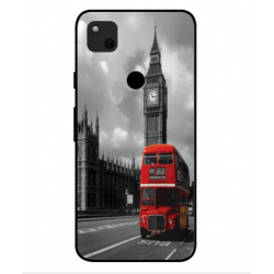 Google Pixel 4a London Style Cover