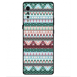 LG Velvet 5G UW Mexican Embroidery Cover