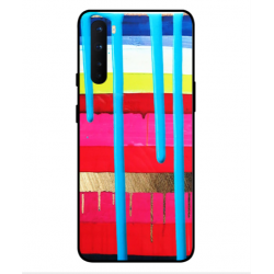 OnePlus Nord Brushstrokes Cover