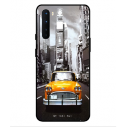 OnePlus Nord New York Taxi Cover