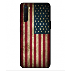 OnePlus Nord Vintage America Cover