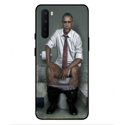 OnePlus Nord Obama On The Toilet Cover
