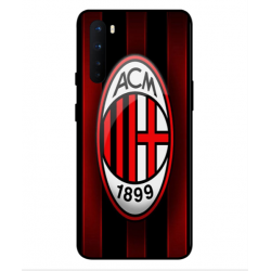 OnePlus Nord AC Milan Cover