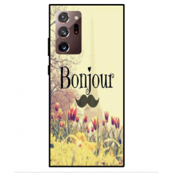 Samsung Galaxy Note 20 Hello Paris Cover