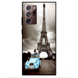 Samsung Galaxy Note 20 Vintage Eiffel Tower Case