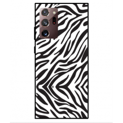 Samsung Galaxy Note 20 Zebra Case