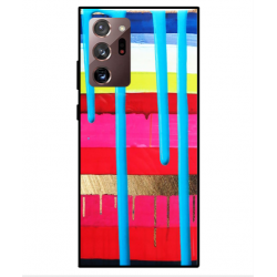 Samsung Galaxy Note 20 Ultra Brushstrokes Cover