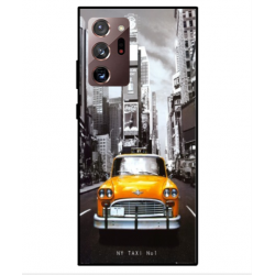 Samsung Galaxy Note 20 Ultra New York Taxi Cover