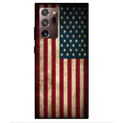 Samsung Galaxy Note 20 Ultra Vintage America Cover