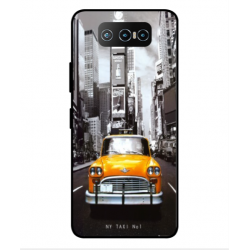 Asus Zenfone 7 Pro ZS671KS New York Taxi Cover