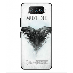 Asus Zenfone 7 Pro ZS671KS All Men Must Die Cover