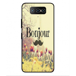 Asus Zenfone 7 ZS670KS Hello Paris Cover