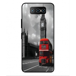 Asus Zenfone 7 ZS670KS London Style Cover