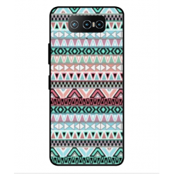 Asus Zenfone 7 ZS670KS Mexican Embroidery Cover