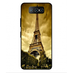 Asus Zenfone 7 ZS670KS Eiffel Tower Case
