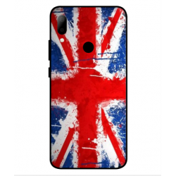 Coque UK Brush Pour HTC Wildfire E2