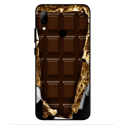 Coque I Love Chocolate Pour HTC Wildfire E2