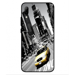 Coque New York Pour HTC Wildfire E2