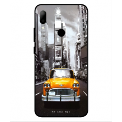 Coque New York Taxi Pour HTC Wildfire E2