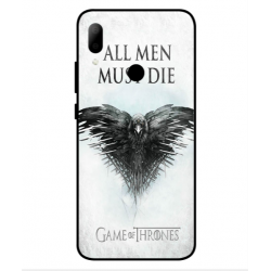 Protection All Men Must Die Pour HTC Wildfire E2