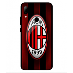HTC Wildfire E2 AC Milan Cover