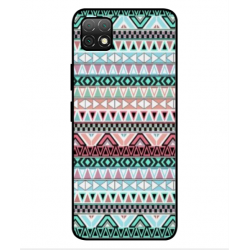 Coque Broderie Mexicaine Pour Huawei Enjoy 20 5G