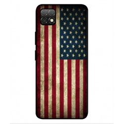 Coque Vintage America Pour Huawei Enjoy 20 5G