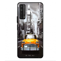Huawei P smart 2021 New York Taxi Cover