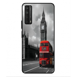 Huawei P smart 2021 London Style Cover