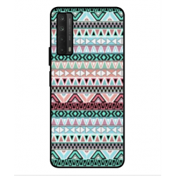 Huawei P smart 2021 Mexican Embroidery Cover