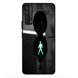 Huawei P smart 2021 It's Time To Go Case