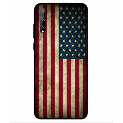 Huawei P Smart S Vintage America Cover