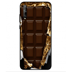 Huawei Y8P I Love Chocolate Cover