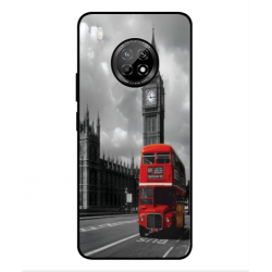 Huawei Y9a London Style Cover