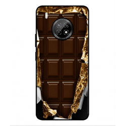 Huawei Y9a I Love Chocolate Cover