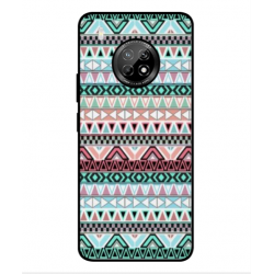 Coque Broderie Mexicaine Pour Huawei Y9a