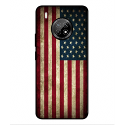 Huawei Y9a Vintage America Cover