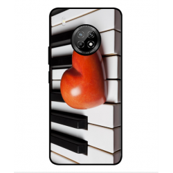 Coque I Love Piano pour Huawei Y9a