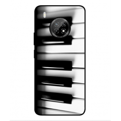 Coque Piano Pour Huawei Y9a