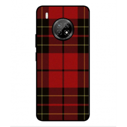 Coque Broderie Suédoise Pour Huawei Y9a