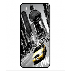 Coque New York Pour Huawei Y9a