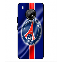 Coque PSG pour Huawei Y9a