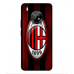 Huawei Y9a AC Milan Cover